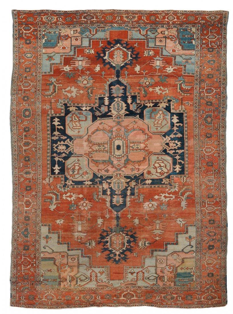 Tappeto Nord Ovest Persia, XIX secolo