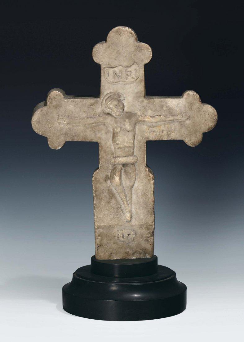 "Italian Art, 15th-16th century ""Polylobed cross"""