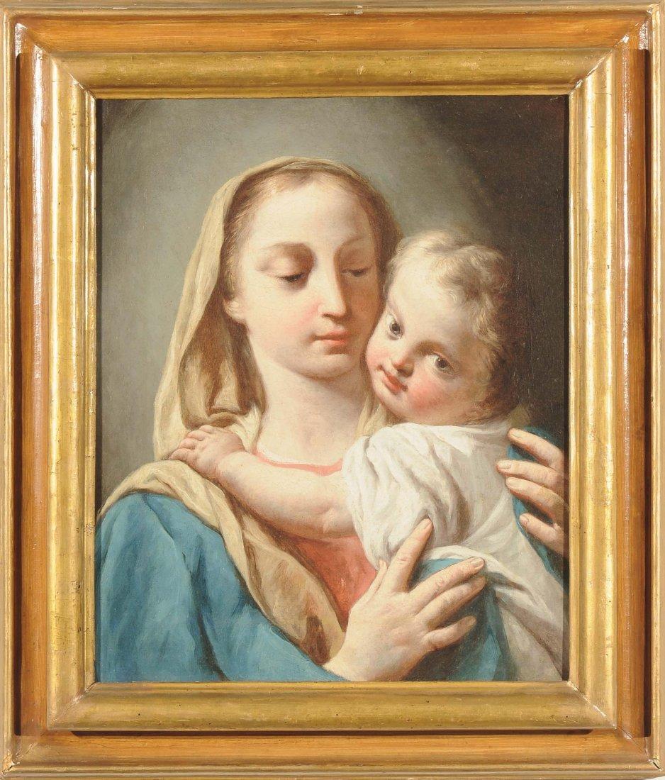 Jacopo Amigoni (Napoli o Venezia 1682 - Madrid 1752)