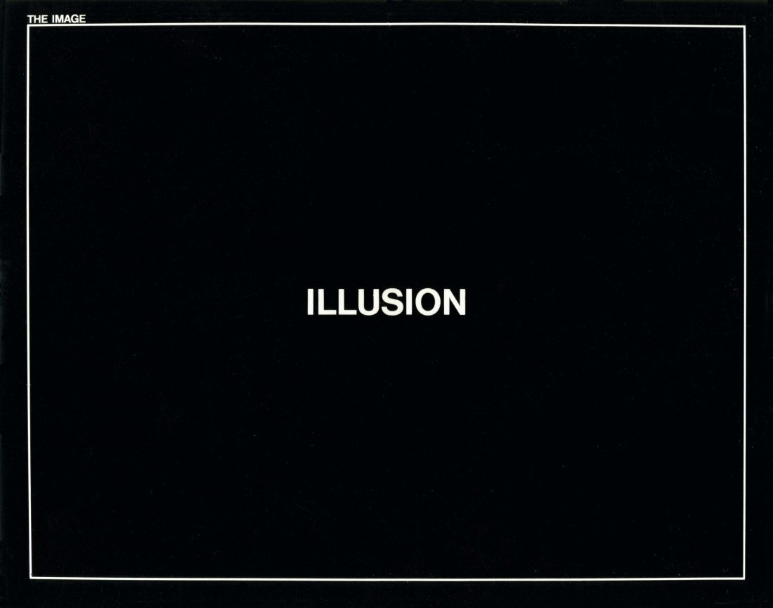 "Antonio Dias (1944) ""The Image, illusion, 1971"""