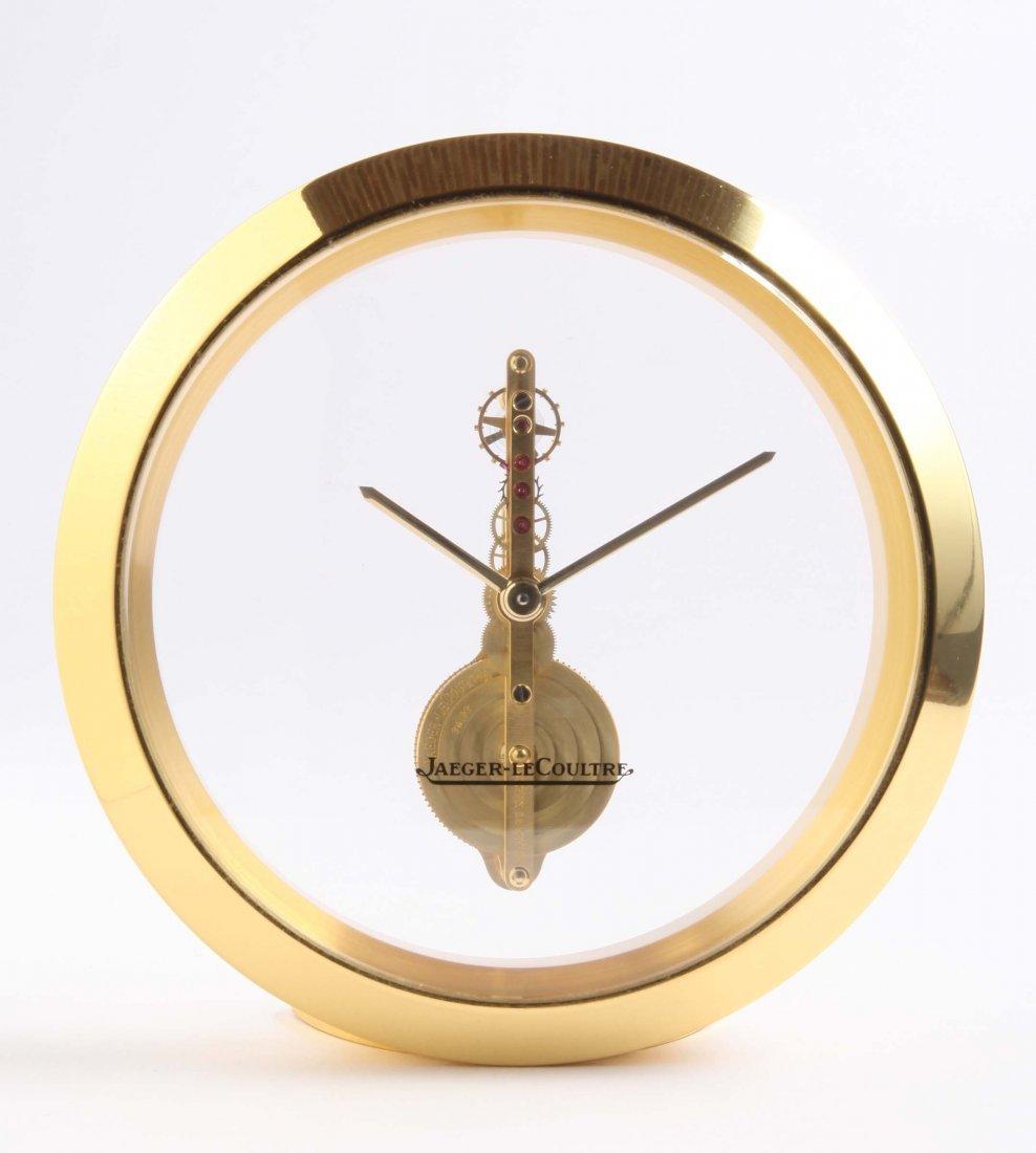 Jaeger - Le - Coultre, orologio da tavolo