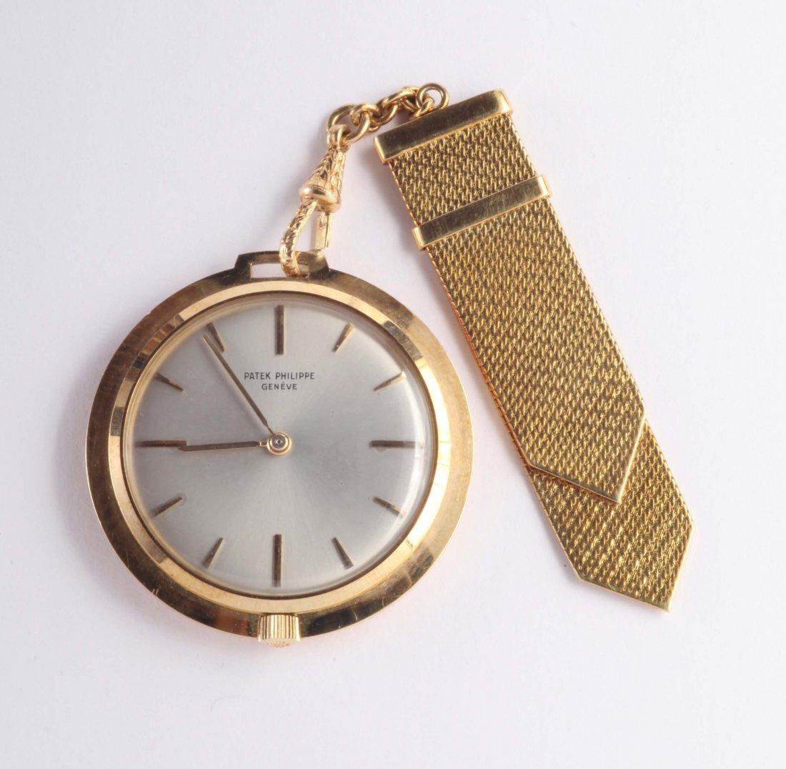Patek Philippe, orologio da tasca.  Anni '60-'70