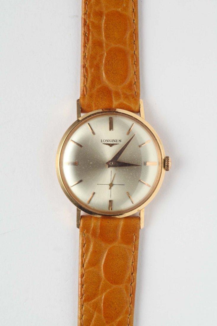 Longines, orologio da polso