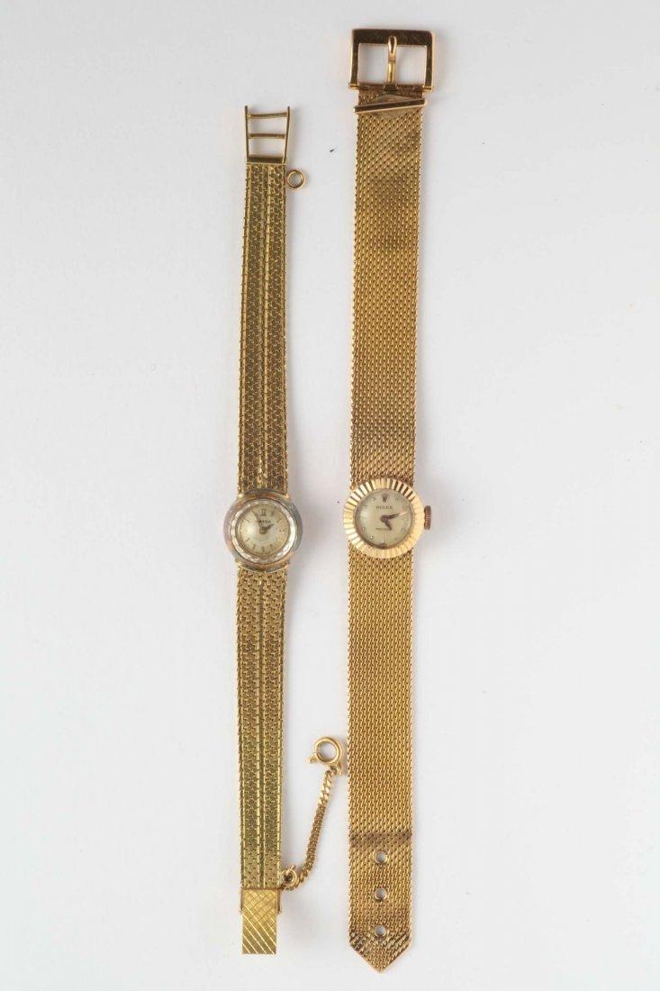 Lotto due orologi da polso