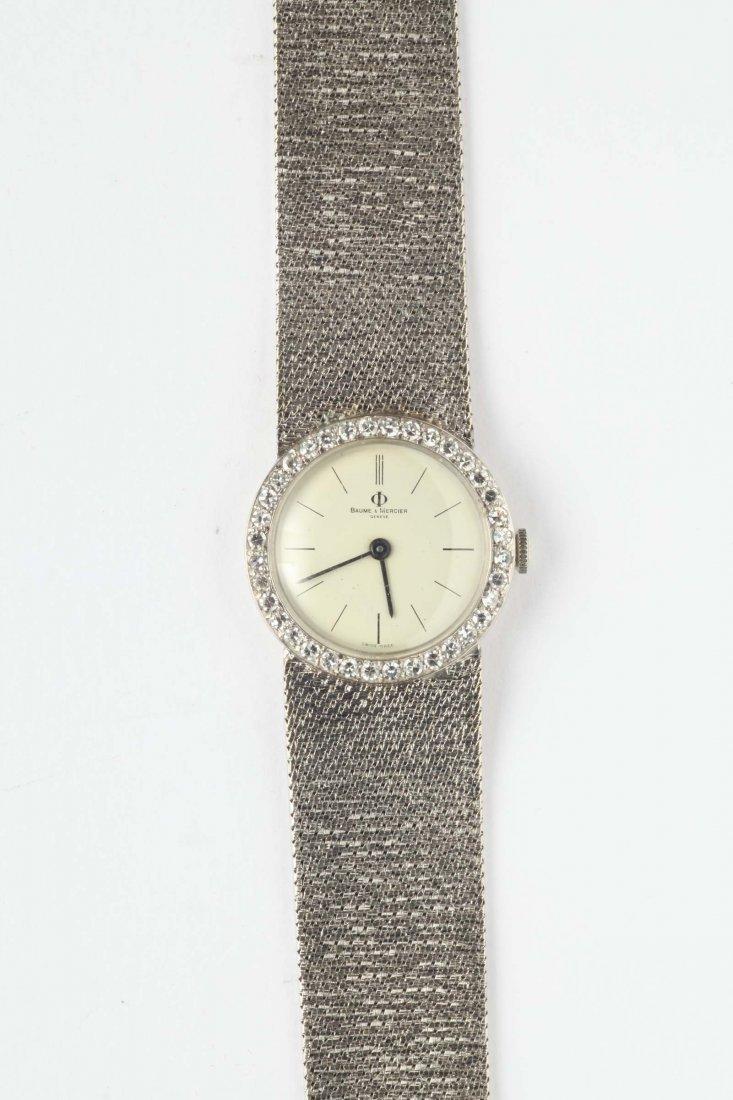 Baume&Mercier, orologio da polso