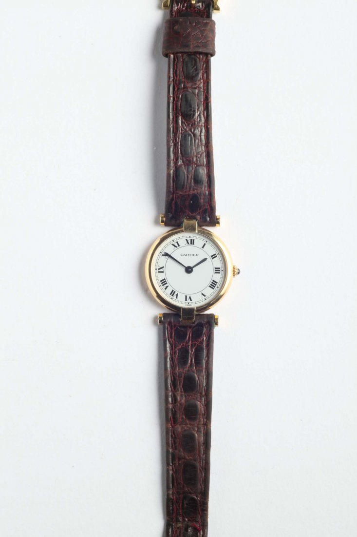 Cartier, orologio da polso