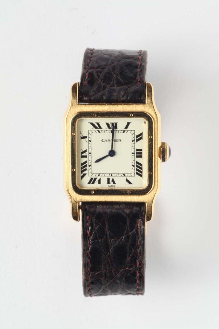 Cartier Santos, orologio da polso