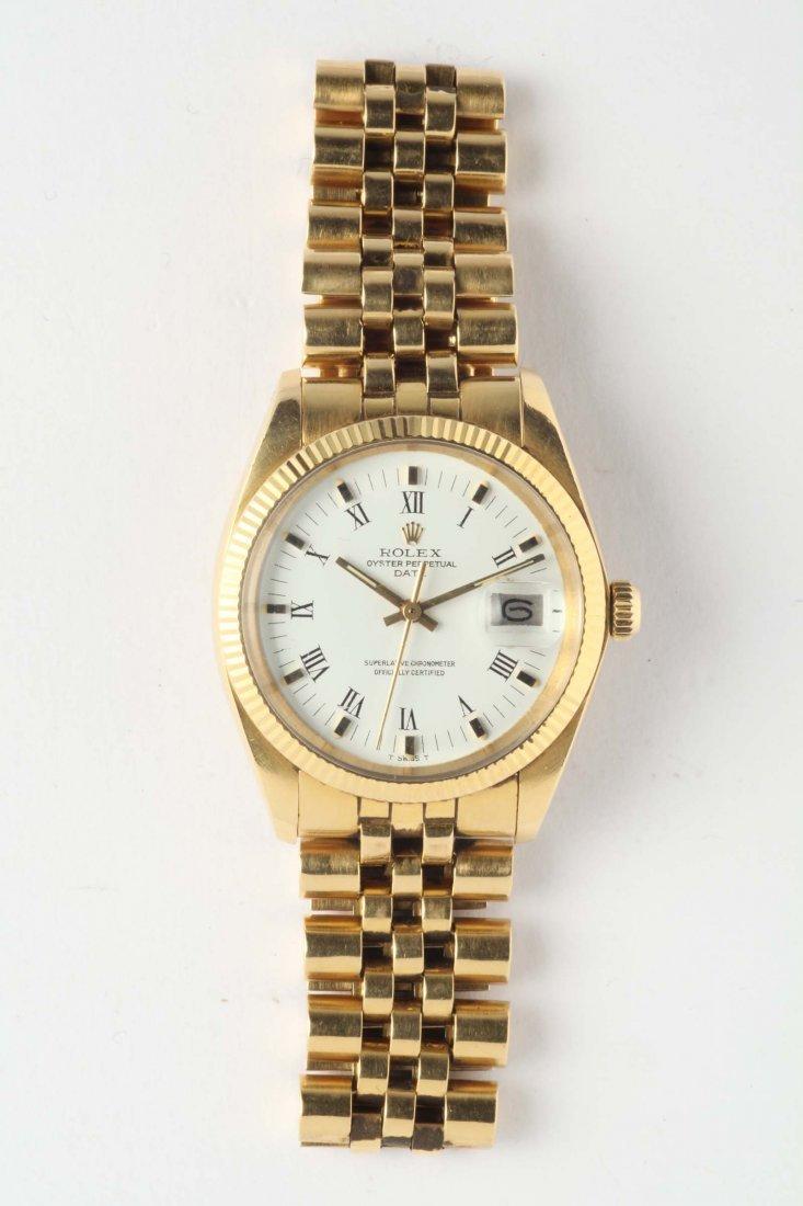 Rolex Oyster Perpetual Date, orologio da polso