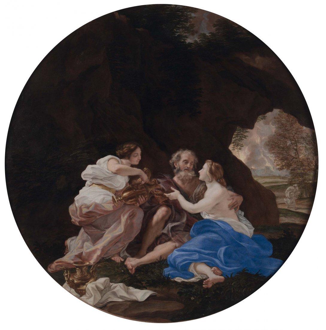 Giovan Battista Gaulli detto il Baciccio (1639-1709)