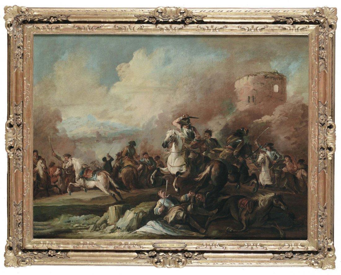 Giuseppe Zais (Forno di Canale 1709 - Treviso 1781)