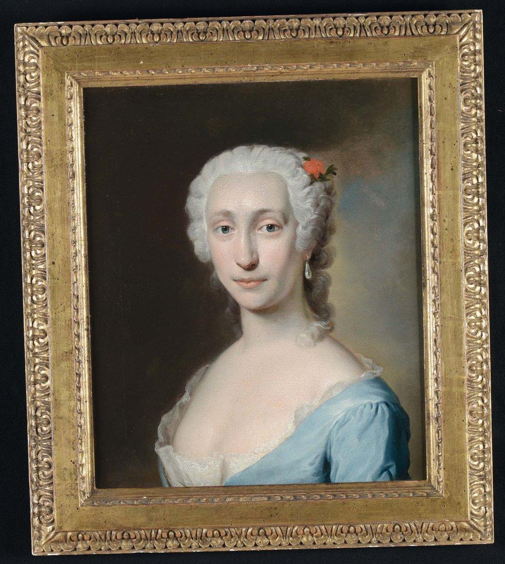Jacopo Amigoni (Napoli o Venezia 1682 - Madrid 1752 ),