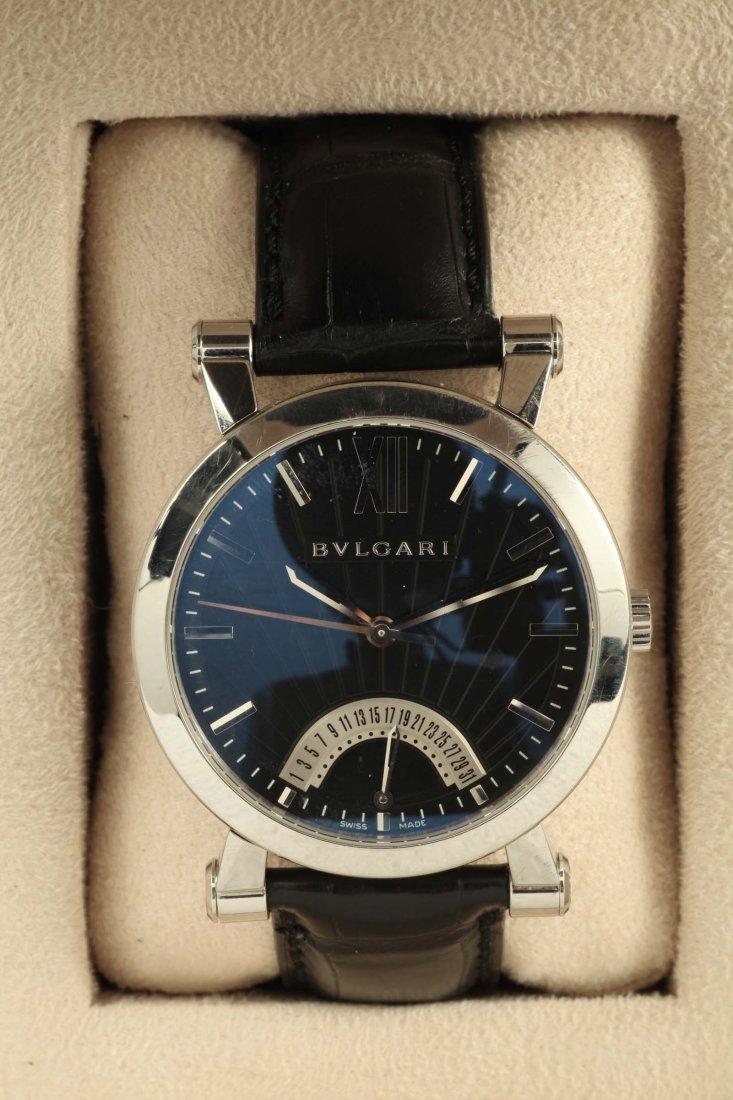 Bulgari Sotirio, orologio da polso per uomo in
