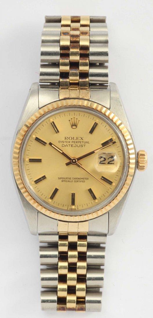Rolex Oyster Perpetual Datejust, orologio da polso per