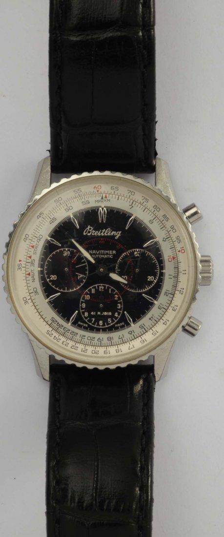 Breitling, orologio da polso per uomo in acciaio,