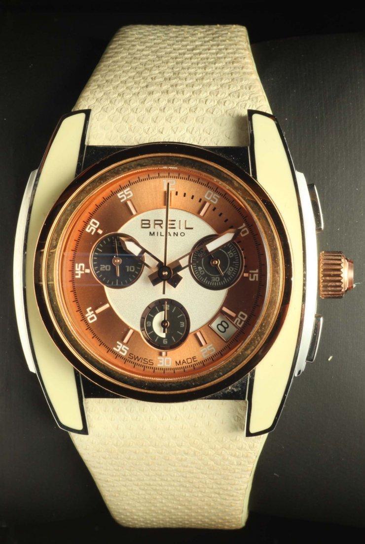Breil, orologio da polso per uomo con movimento al