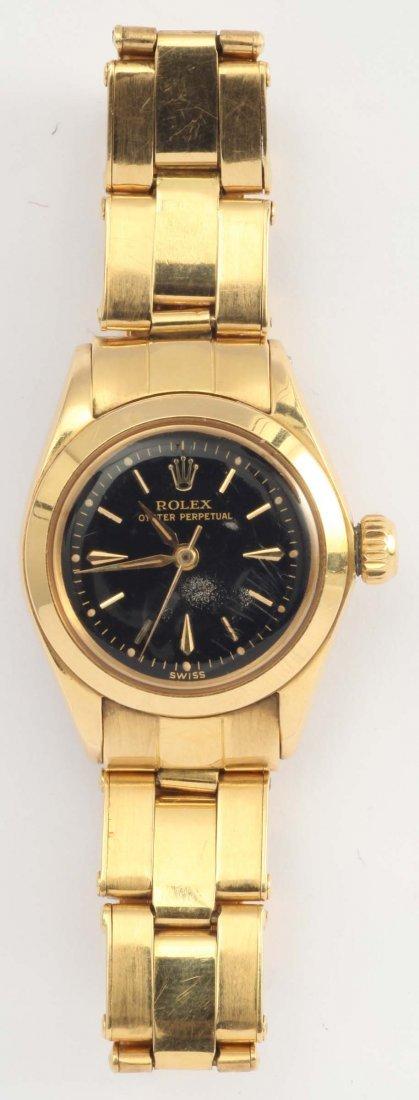Rolex Oyster Perpetual, orologio da polso per