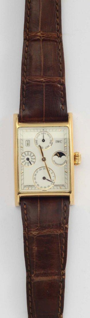IWC Novecento, orologio da polso Calendario Perpetuo