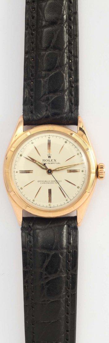 Rolex Ovettone, orologio da polso per uomo con cassa in