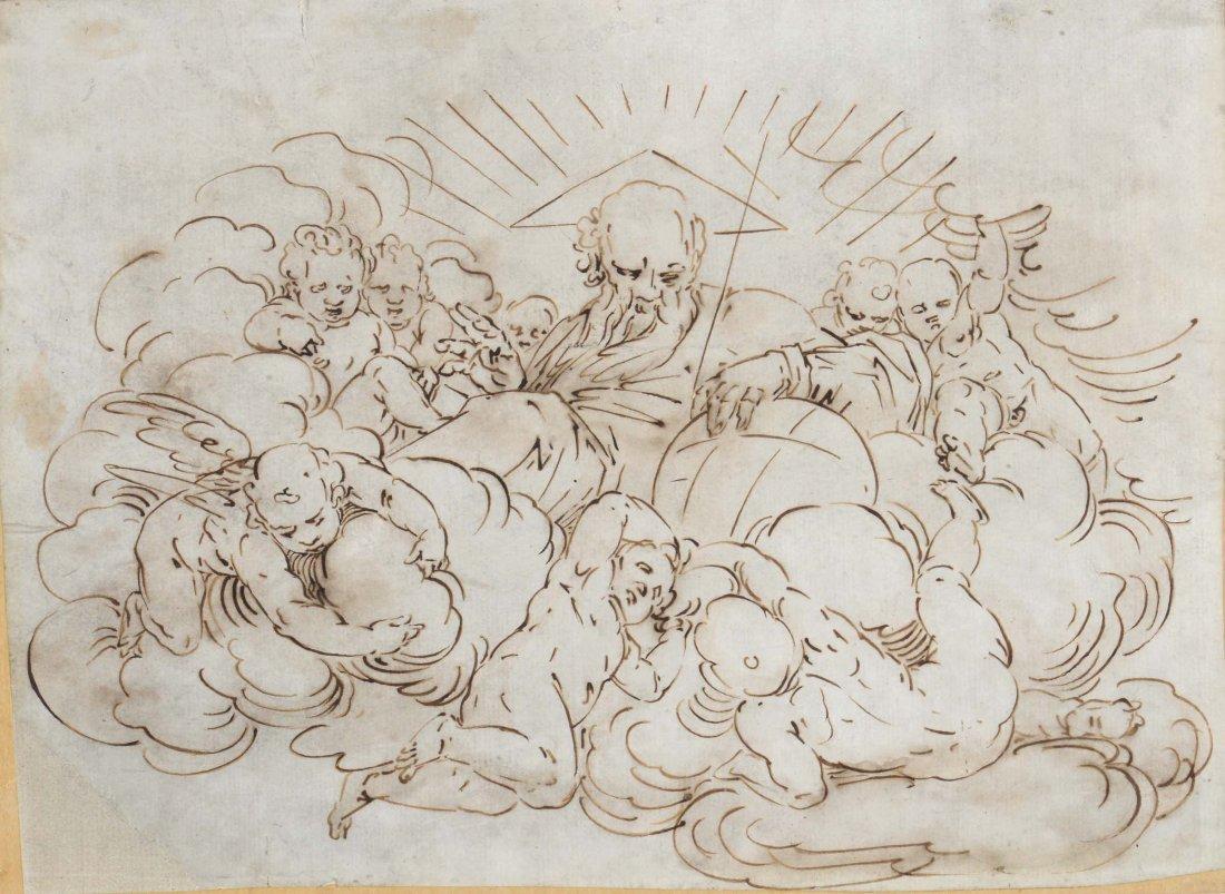 Luca Cambiaso (Moneglia 1527 - Madrid El Escorial