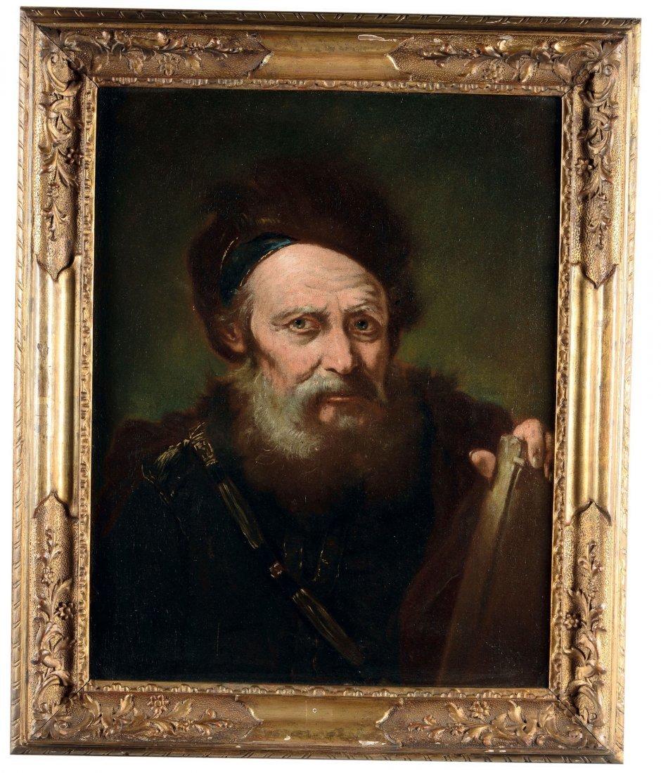 Giuseppe Nogari (Venezia 1699 - 1763), Ritratto di