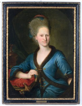 Giovanni Battista Lampi (romeno 1751 - Vienna 1830),