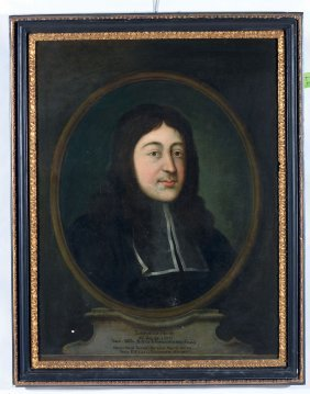 Scuola Italiana Della Fine Del Xvii Secolo, Ritratto Di
