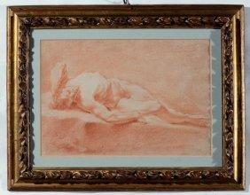 Gaetano Gandolfi (bologna 1734 - 1802), Figura Maschile
