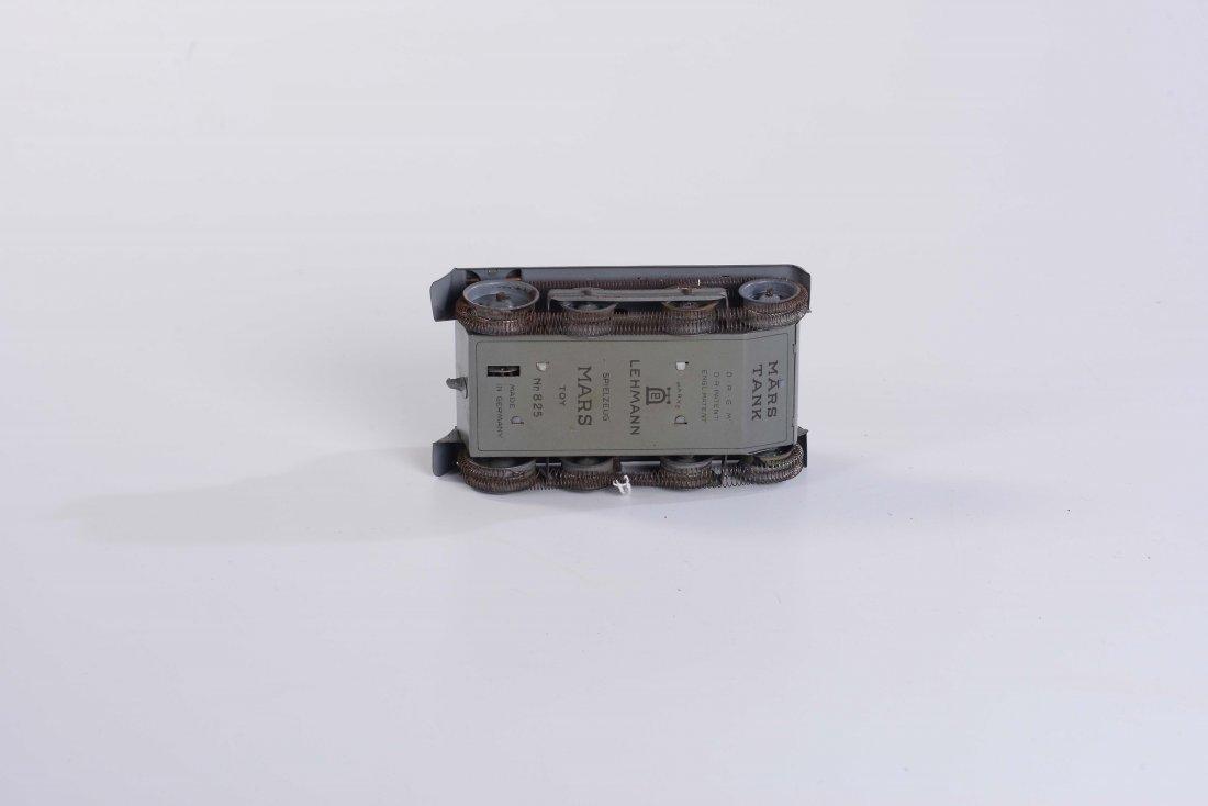 Mars 825 carrarmato grigio, cm 14, Lehmann, Germania, - 3