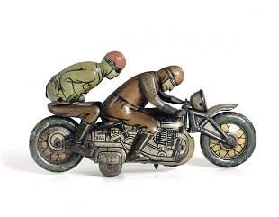 Moto da corsa, versione civile, cm 14, Kellerman (CKO)