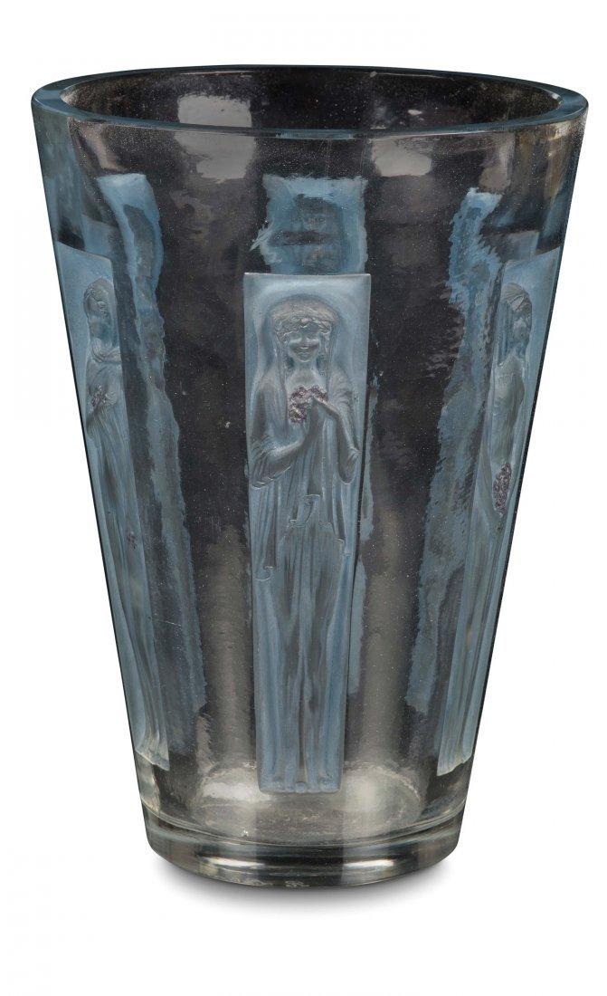 """René Lalique (1860-1945), France, """"Gobelet six"""