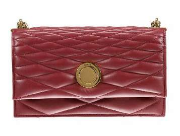 Bally Women's Clutch Handbag Red
