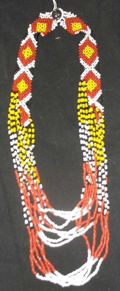 19: Indian Beaded Necklace