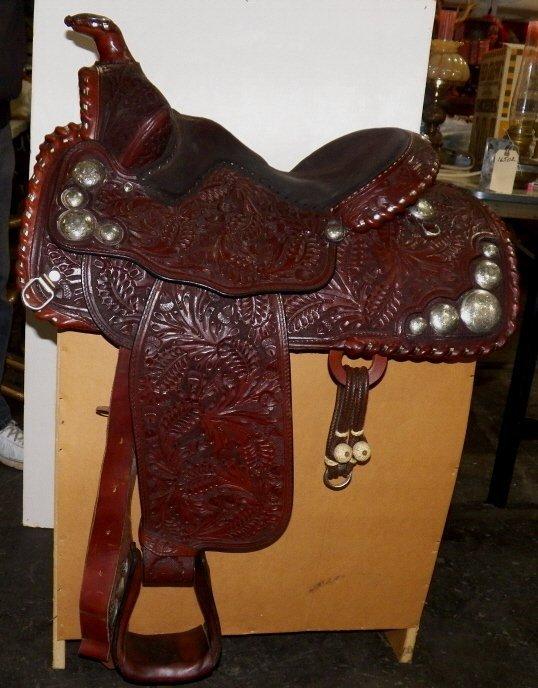 335: Billy Royal Show Saddle