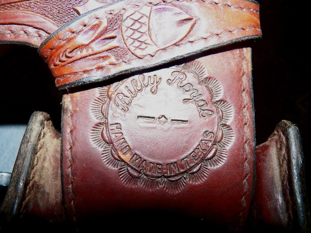 335: Billy Royal Show Saddle - 4