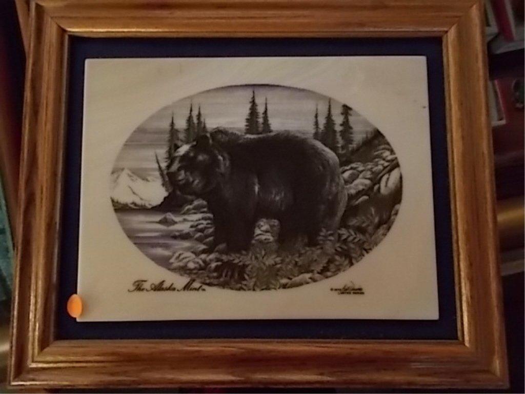 571: Kiana Artist Bill Devine Grizzle Bear