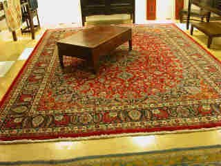 1: MESHAD CARPET,  Late 20th century - Approx