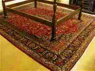 MESHAD CARPET, Late 20th century - Approx