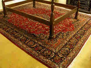 2: MESHAD CARPET,  Late 20th century - Approx