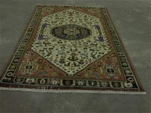 ABEDEH CARPET. Approx. 8 ft. 8 in. x 5 f
