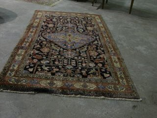 12: NEHAWAND CARPET.  Approx. 10 ft. 4 in. x