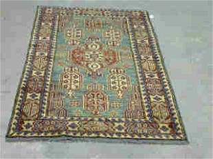 KAZAK RUG. Approx. 5 ft. 2 in. x 3 ft. 4
