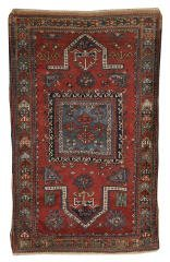 22: KARABAGH RUG.  Approx. 6 ft. 8 in. x 4 ft