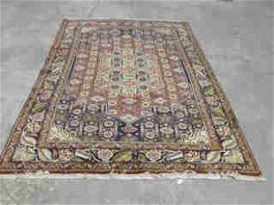 SENNAH RUG. Approx. 8 ft. 7 in. x 5 ft.