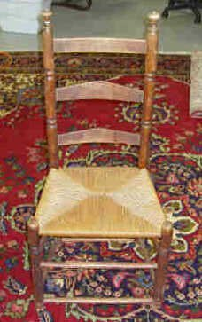 5: Early 19th Century Shaker Chair