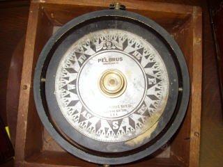 6: Vintage Pelorus Compass