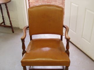 8: Bankers Chair