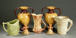2003: Collection of Art Pottery