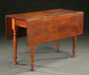 Classical Drop-Leaf Table