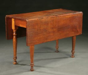3021: Classical Drop-Leaf Table
