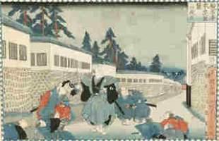 UTAGAWA KUNIYOSHI (Jap., 1786 - 1864)